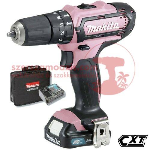 Makita HP331DSAP1 Akkus ütvefúró-csavarbehajtó rózsaszín