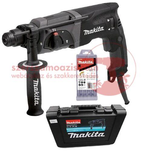 Makita HR2470BX40 SDS-Plus fúró-vésőkalapács