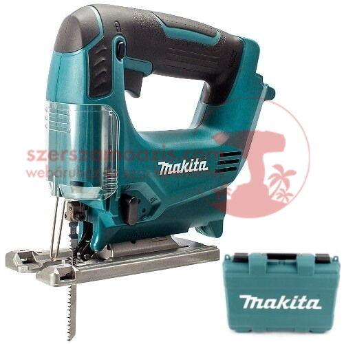 Makita JV100DZK Akkus szúrófűrész 10.8V (akku és töltő nélkül) kofferben