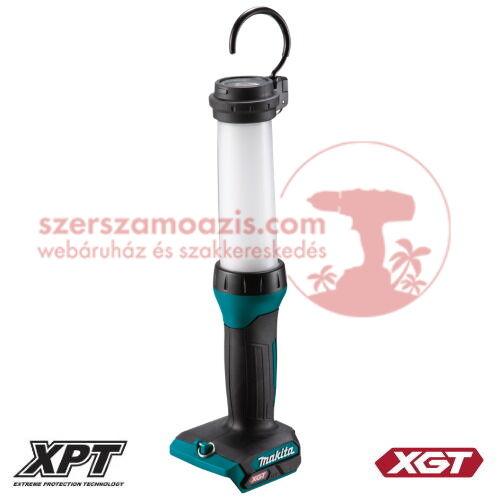 Makita ML002G Akkus fénycsöves munkalámpa 40V MAX XGT (akku és töltő nélkül)