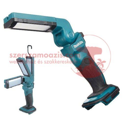 Makita ML801 Akkus kifordítható ledlámpa