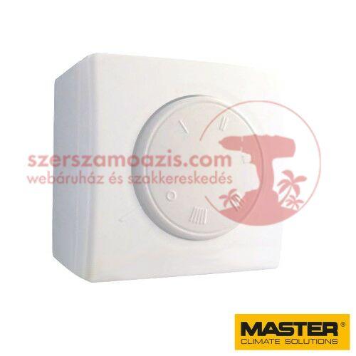 Master 2 RVS 5A 5 fokozatú ventilátor sebességszabályozó