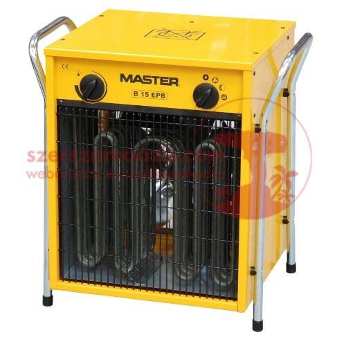 Master B15 EPB Ipari elektromos hőlégbefúvó