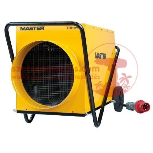 Master B30 EPR Ipari elektromos hőlégbefúvó