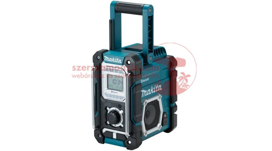 Makita dmr108 akkus r di bluetooth aj nd k r di k - Radio makita dmr108 ...
